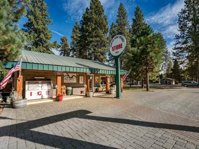 Crater Lake Resort 50711 Highway 62 Chiloquin Oregon