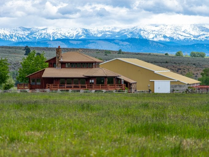 North Powder River Ranch Oregon