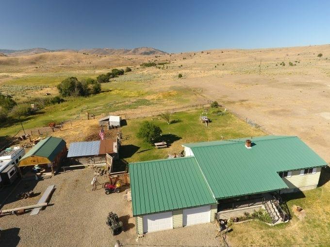 Alder Creek Ranch Baker City Oregon