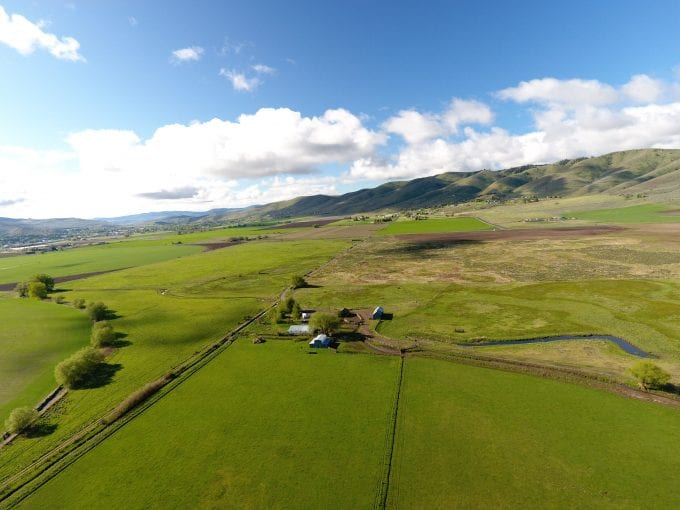 The Baker Ranch Baker City Oregon