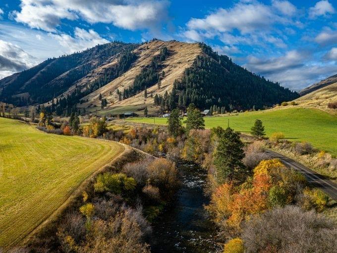 Grouse Creek Ranch Joseph Oregon