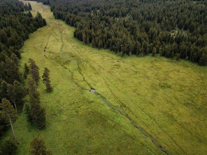 North Whiskey Ranch Wallowa Oregon