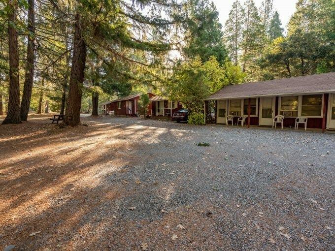 Country Hills Resort Cave Junction Oregon