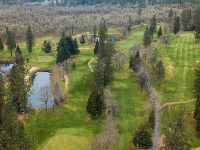 Red Mountain Golf Course Grants Pass Oregon