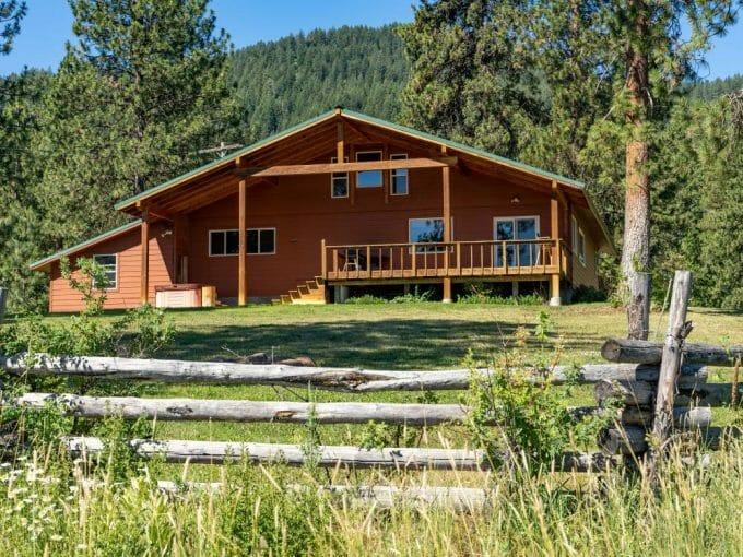 Huston Timber Ranch Halfway Oregon