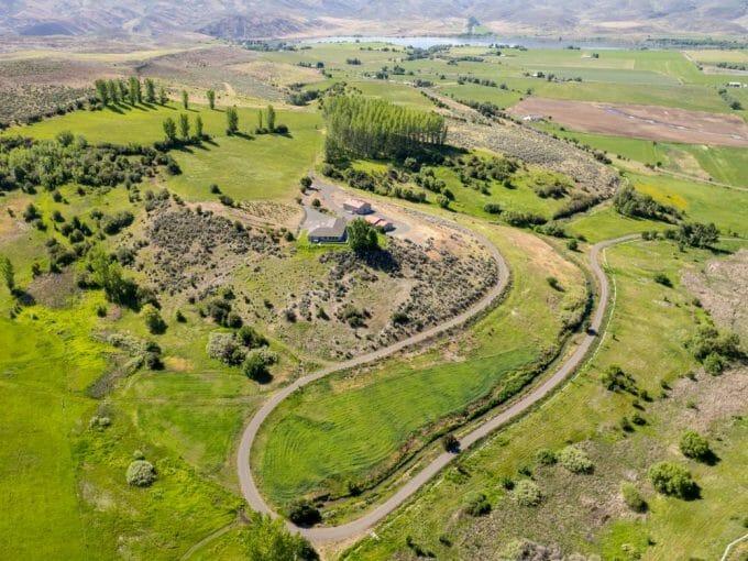 Pheasant Ridge Ranch Richland Oregon