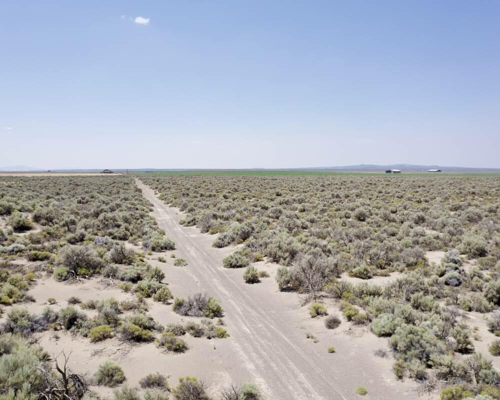 Fossil Lake Road
