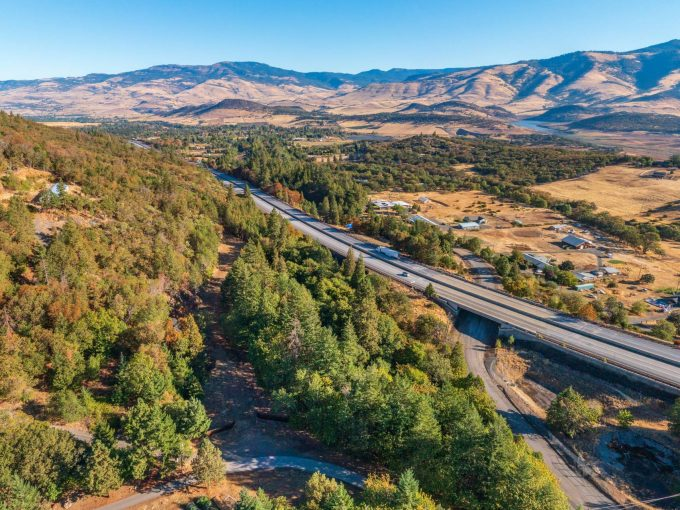 Neil Creek Road Ashland Oregon