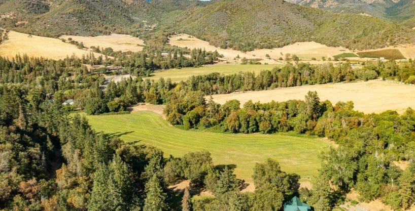 Willow's Run Farm Applegate Oregon