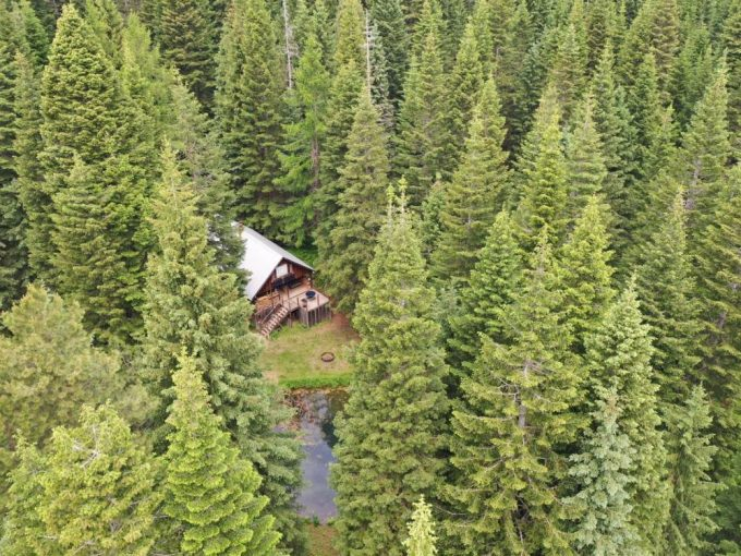 Tollgate 160 Langdon Lake Oregon